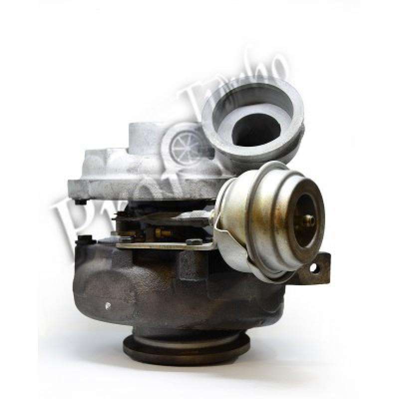 Отреставрированная турбина GT-18