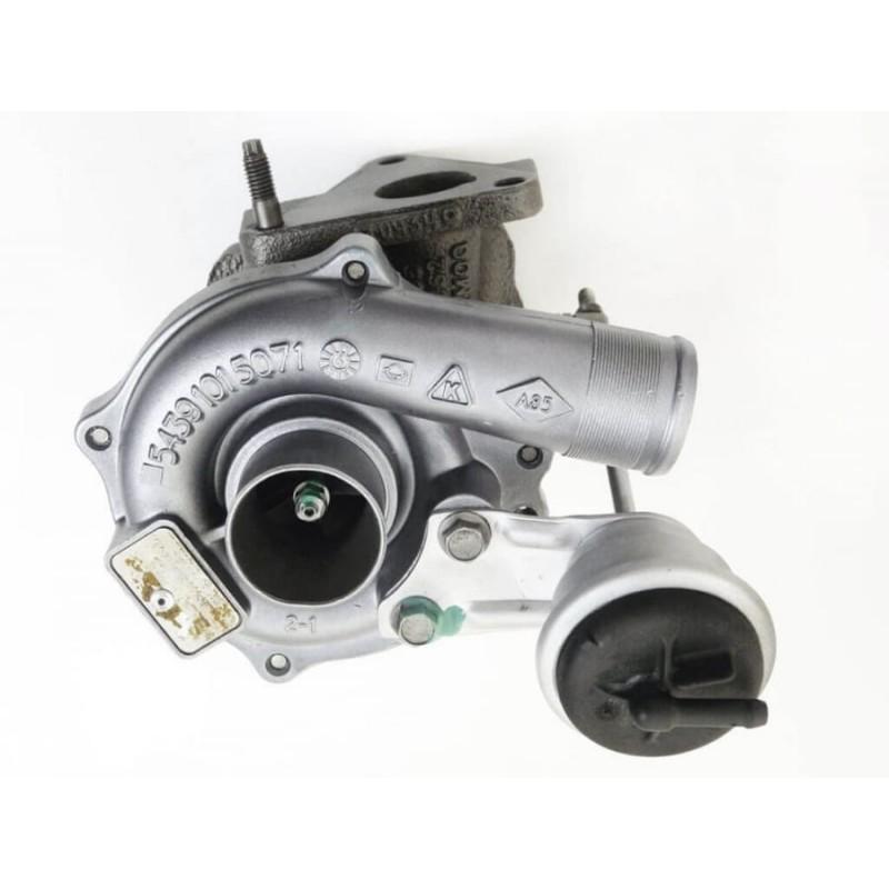 дизельная турбина Audi