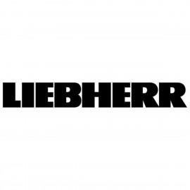 Ремонт турбин Liebherr