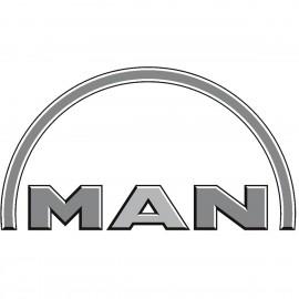 Ремонт турбин MAN